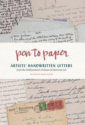 Pen to Paper: Artists' Handwritten Letters fr