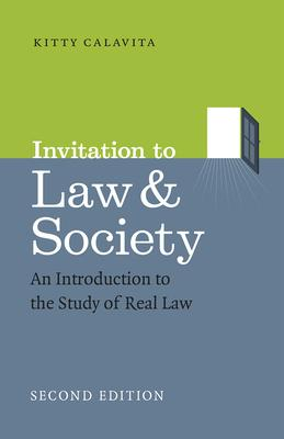 Invitation to Law & Society: An Introduction to the Study of Real Law