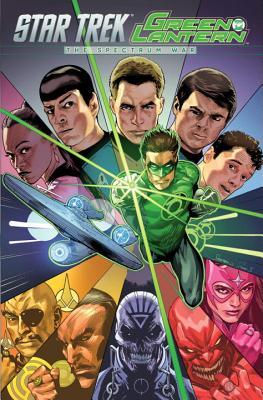 Star Trek  Green Lantern: The Spectrum War