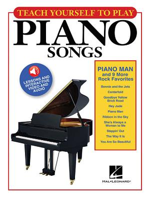 Teach Yourself to Play Piano: Piano Man and 9