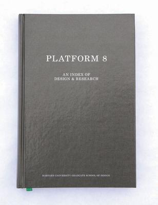 Platform 8: An Index of Design & Research