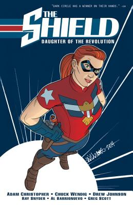 The Shield 1: Daughter of the Revolution