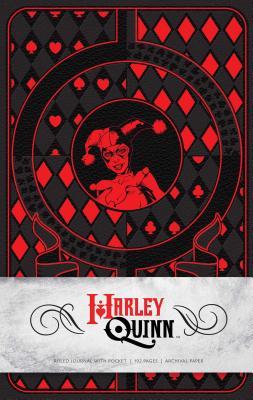 Harley Quinn Ruled Journal