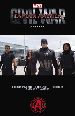Marvel's Captain America Civil War Prelude