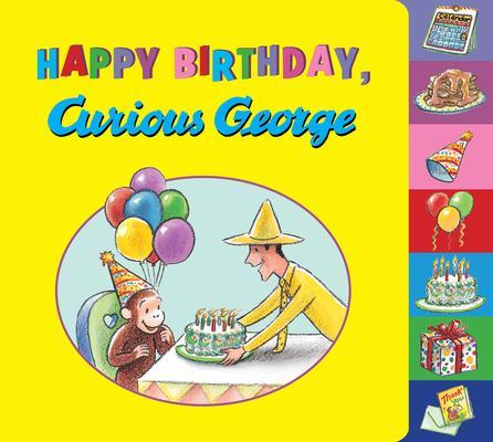 Happy Birthday Curious George^!