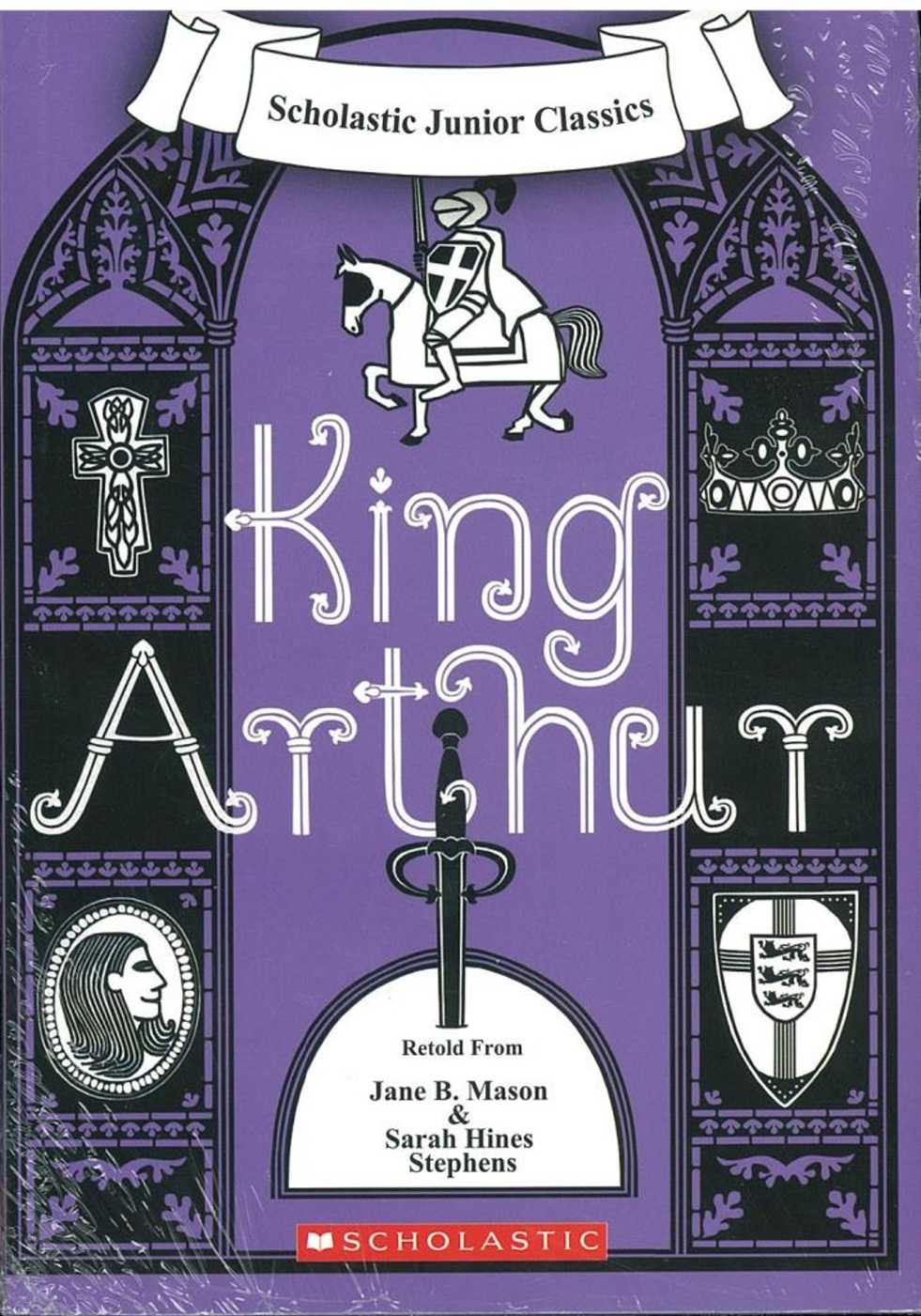 Junior Classic: King Arthur (with CD)