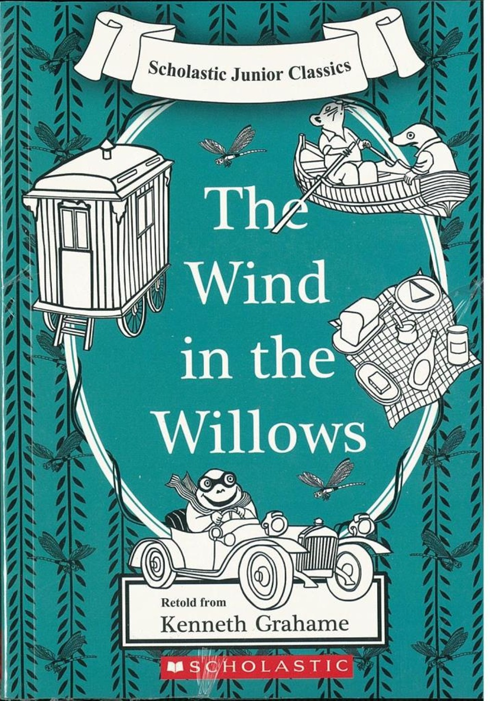 Junior Classic: The Wind in the Willows Bundled Set (with CD)