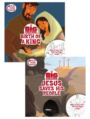 Birth of a King  Jesus Saves His People: Flip