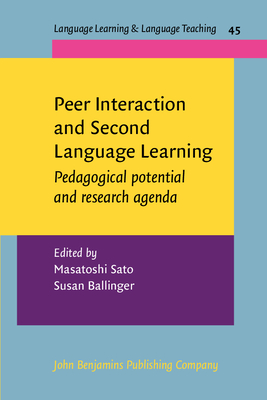 Peer Interaction and Second Language Learning