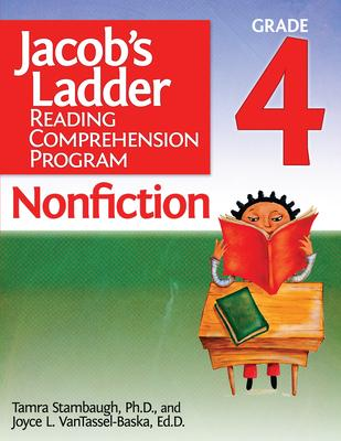 Jacob's Ladder Reading Comprehension Program Nonfiction, Grade 4