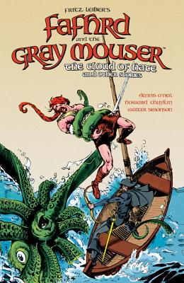 Fritz Leiber's Fafhrd and the Gray Mouser: The Cloud of Hate and Other Stories
