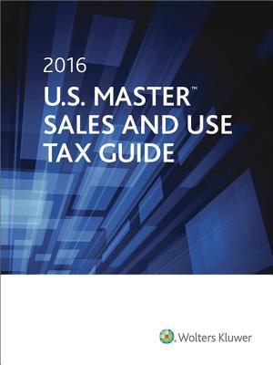 U.S. Master Sales   Use Tax Guide 2016