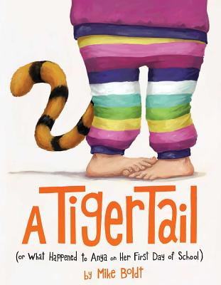 A Tiger Tail!