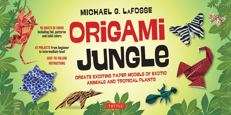 Origami Jungle Kit: Create Exciting Paper Mod