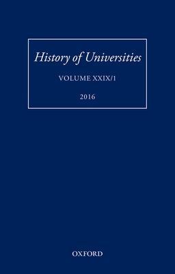History of Universities 2016