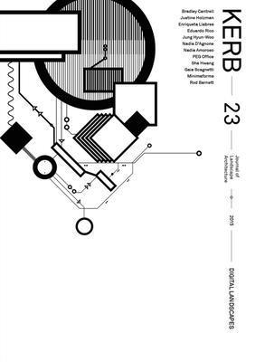 Kerb 23: Digital Landscape, 2015