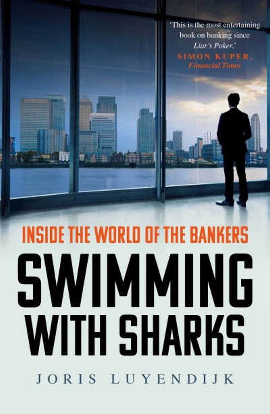 Swimming with Sharks: Inside the World of the
