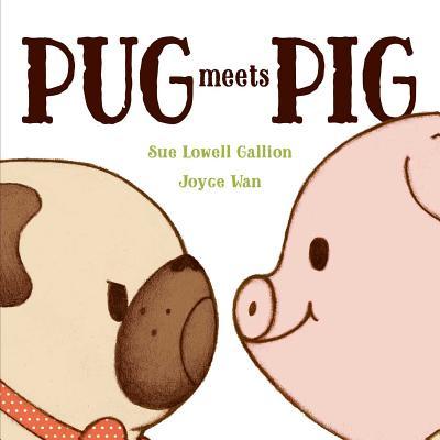 Pug Meets Pig