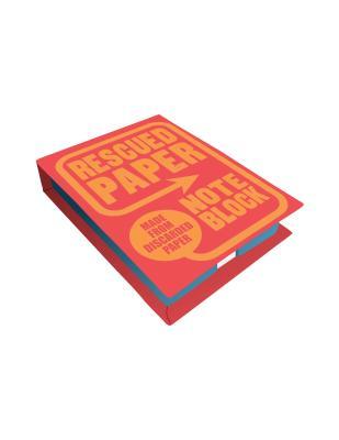 Rescued Paper Noteblock