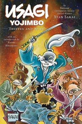 Usagi Yojimbo 30: Thieves and Spies