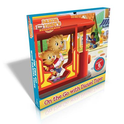 On the Go With Daniel Tiger!: You Are Special, Daniel Tiger! / Daniel Goes to the Playground / Daniel Tries a New Food / Daniel'