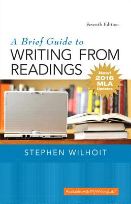 A Brief Guide to Writing from Readings: New! 2016 Mla Updates