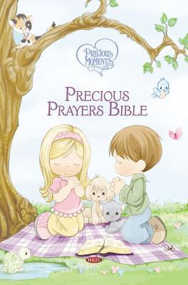 Precious Moments Precious Prayers Bible: New King James Version