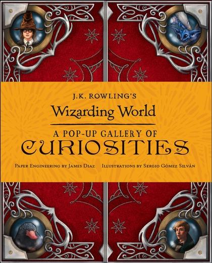 J.K羅琳的魔法王國:珍奇異獸百寶箱立體書