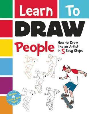 Learn to Draw People: How to Draw Like an Art
