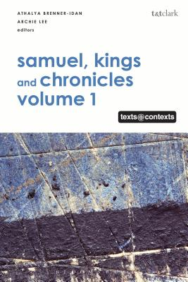 Samuel, Kings and Chronicles, I