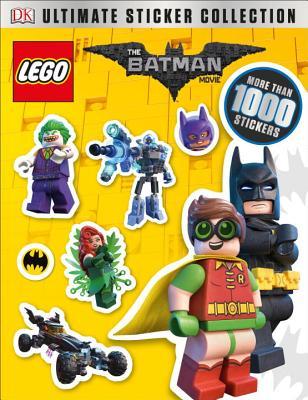The Lego Batman Movie Ultimate Sticker Collec