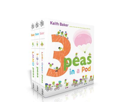 3 Peas in a Pod: LMNO Peas / 1-2-3 Peas / Little Green Peas