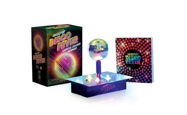 Desktop Disco Fever: Lights! Sound! Boogie!