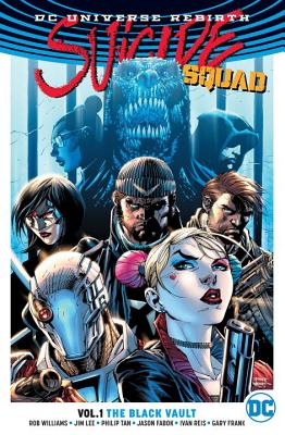 Suicide Squad 1: The Black Vault