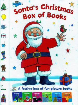 Santa's Christmas Box of Books: A festive box of fun picture books