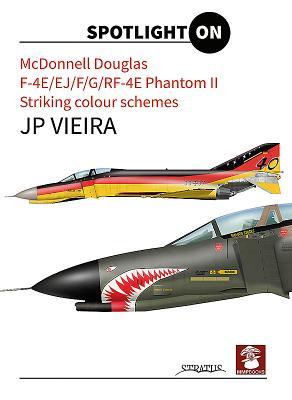 McDonnell Douglas, F-4E/EJ/F/G/RF-4E Phantom II: Striking Colour Schemes