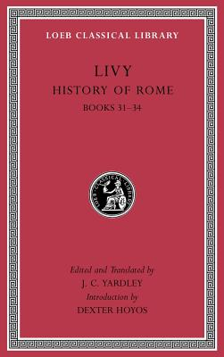 History of Rome: Books 31-34
