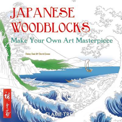 Japanese Woodblocks: Make Your Own Art Masterpiece