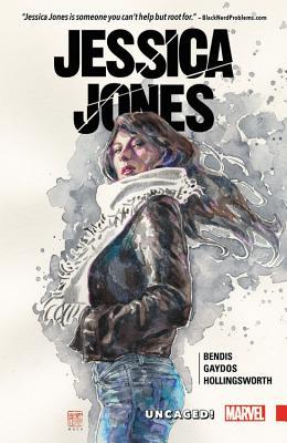 Jessica Jones 1: Uncaged!