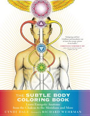 The Subtle Body Coloring Book: Learn Energetic Anatomy - from the Chakras to the Meridians and More