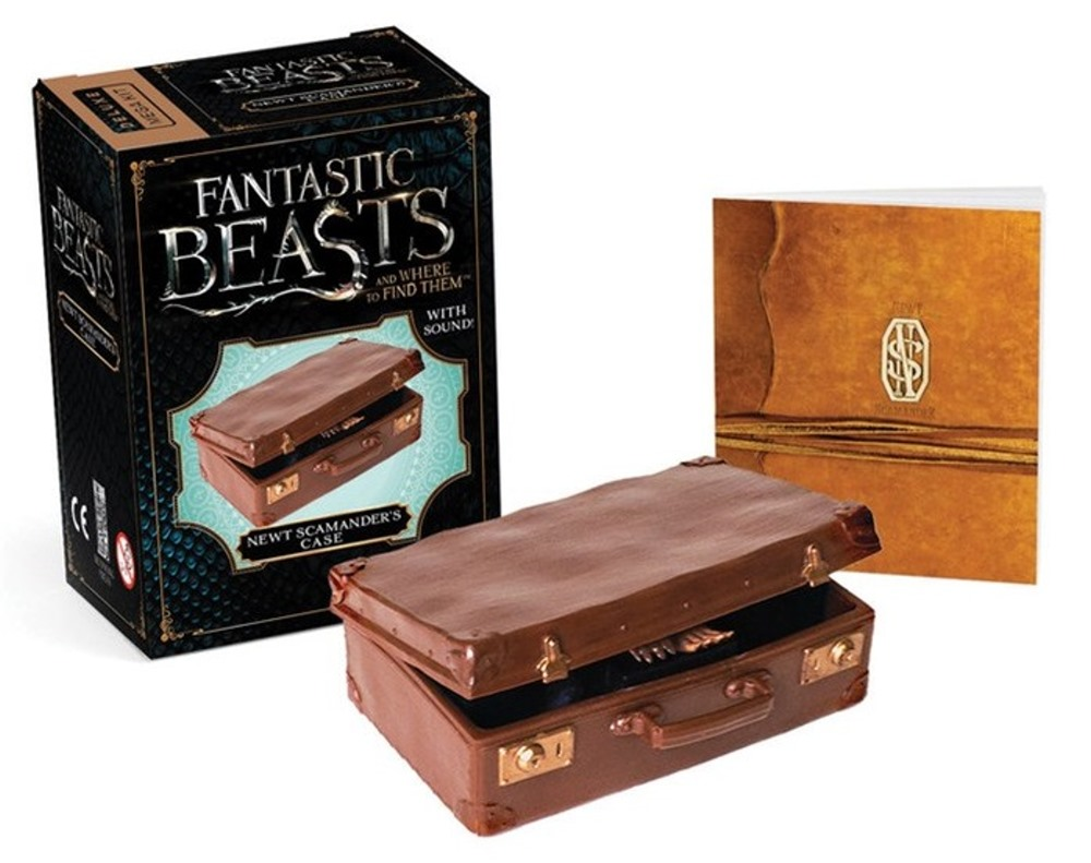 Fantastic Beasts and Where to Find Them: Newt Scamander's Case: With Sound!