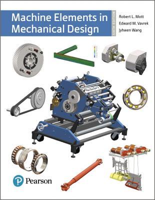 Machine Elements in Mechanical Design