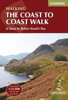 Cicerone The Coast to Coast Walk: From St Bees to Robin Hood's Bay