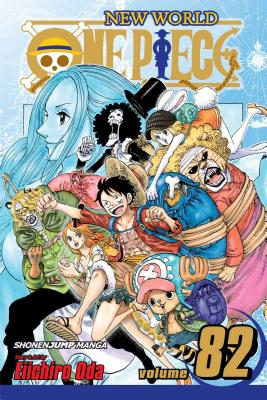 One Piece 82: New World: The World is Restless