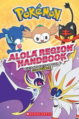 Pokemon Alola Region Handbook