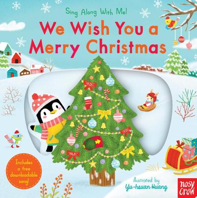We Wish You a Merry Christmas: Includes a Free Downloadable Song!