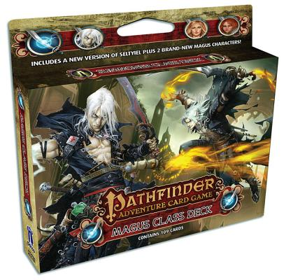 Pathfinder Adventure Card Game Magus Class Deck