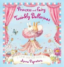 Princess And Fairy: Twinkly Ballerinas