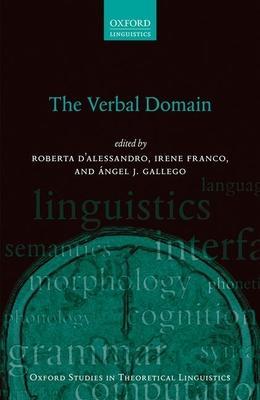 The Verbal Domain