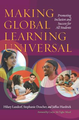 Making Global Learning Universal: Promoting Inclusion and Success for All Students